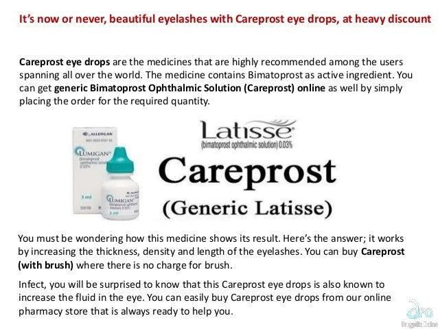 Careprost Drop Coupon