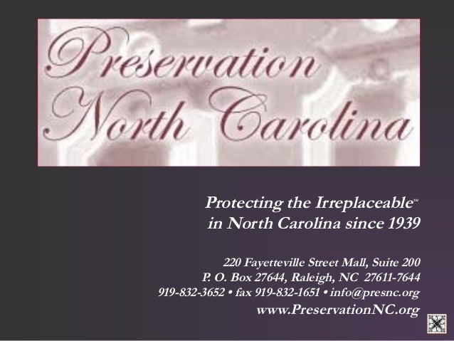 Recycling Surplus Public Property in NC