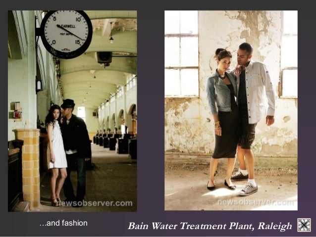 Bain …and fashion Water Treatment Plant, Raleigh
