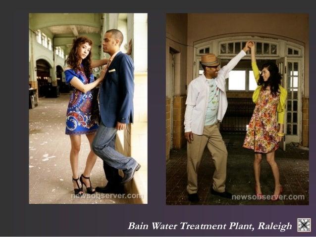Bain Water Treatment Plant, Raleigh