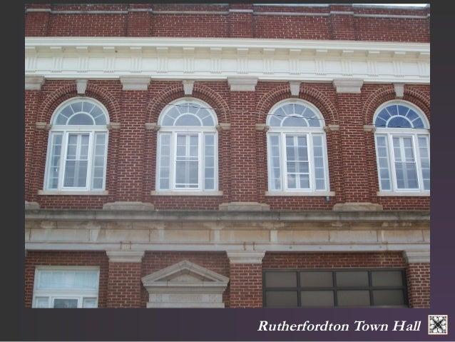 Rutherfordton Town Hall