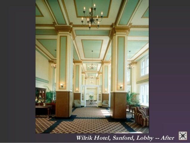 Wilrik Hotel, Sanford, Lobby -- After