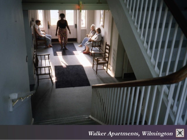 Walker Apartments, Wilmington