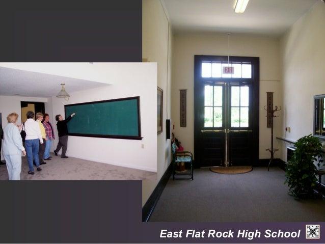 East Flat Rock High School
