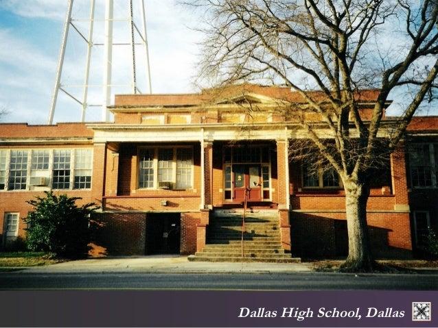 Dallas High School, Dallas