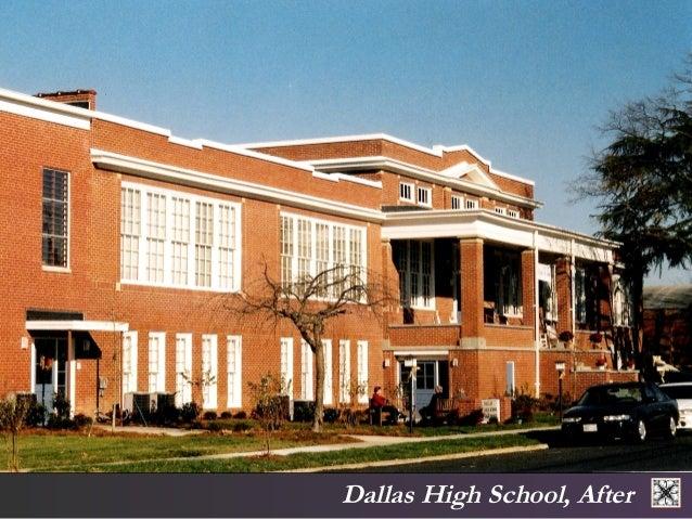Dallas High School, After