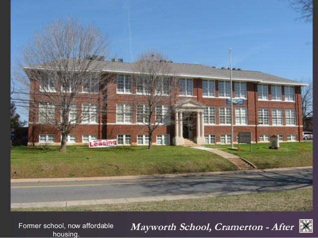 Mayworth School, Cramerton
