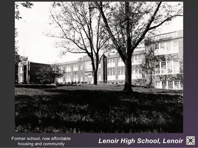 Lenoir High School, Lenoir