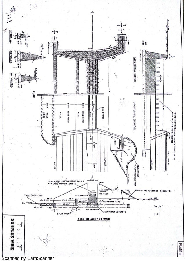 weir tank schematic
