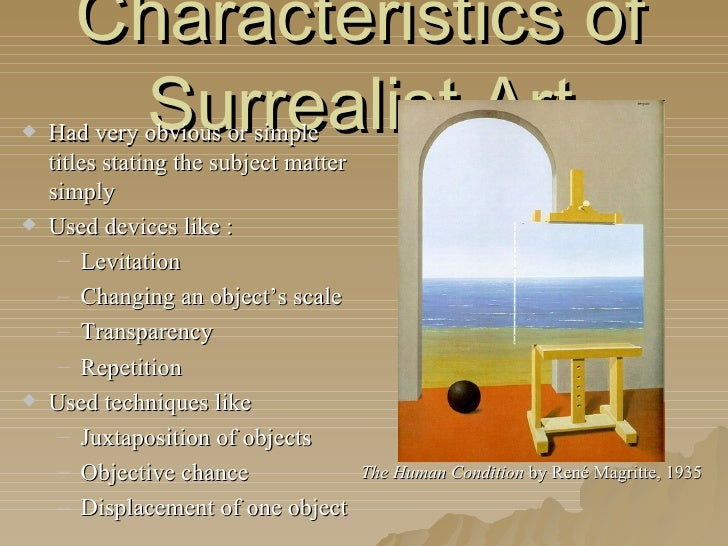 Surrealism for Scale meaning in art