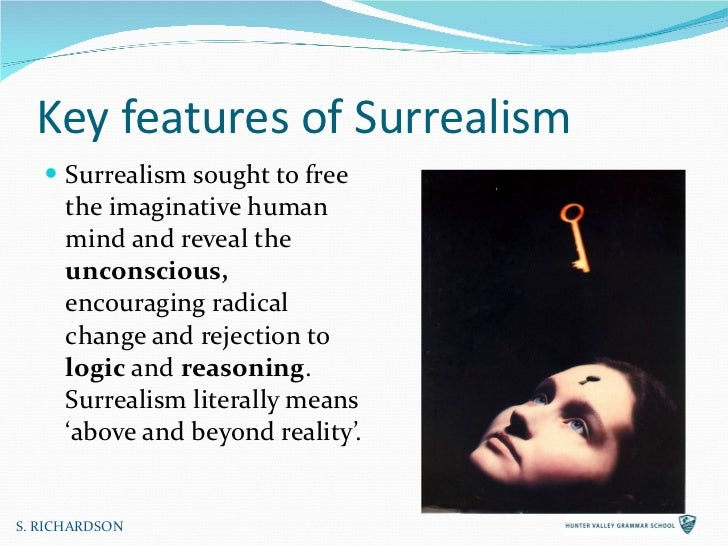 the definition of surrealism and the surrealist movement in the 1920s Lauren jackson art history professor donald roll surrealism, salvador dali, and  salvador dali and the surrealist movement  his definition of surrealism.