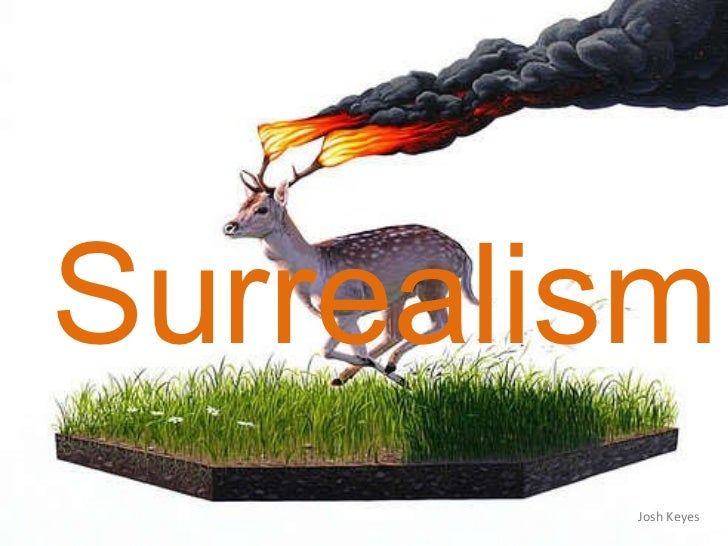 Surrealism Josh Keyes