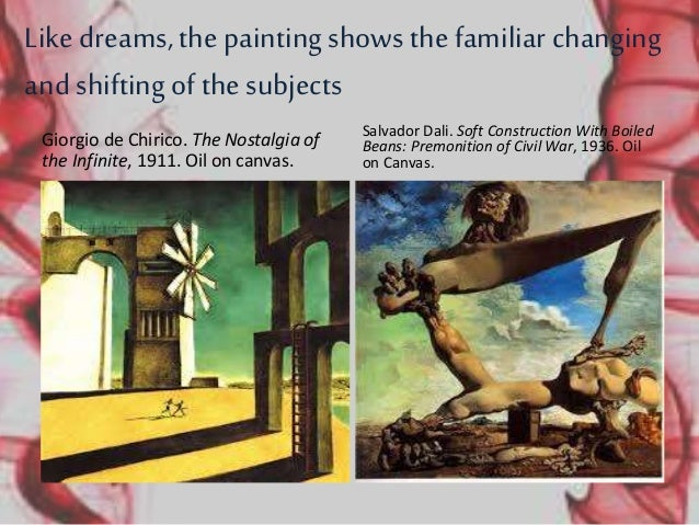 Surrealism and abstract expressionism
