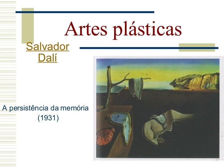 Artes plásticas Salvador   Dalí    O grande masturbador  (1929)