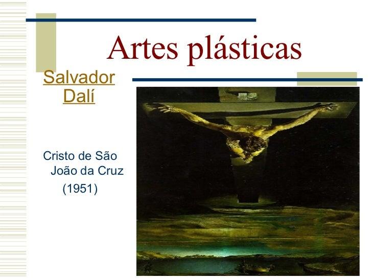 Artes plásticas Salvador   Dalí   A tentação de  Santo Antônio     (1945)