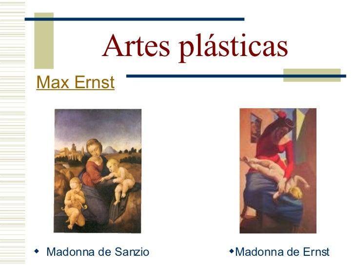 Artes plásticas  Max Ernst      Santa Cecília de Reni   Santa Cecília de Ernst