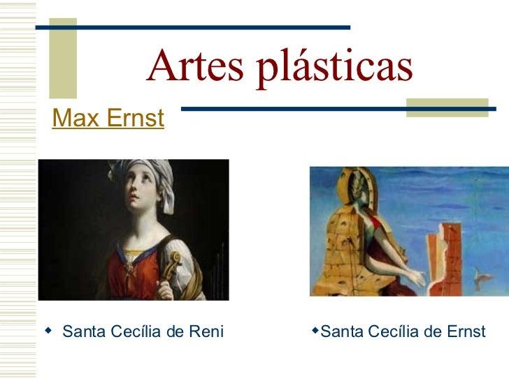 Artes plásticas Max Ernst                  La femme