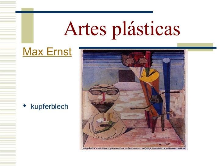 Artes plásticas  Alberto Giacometti              •Nos anos 50, afastou-se do              Surrealismo, e começou a criar f...