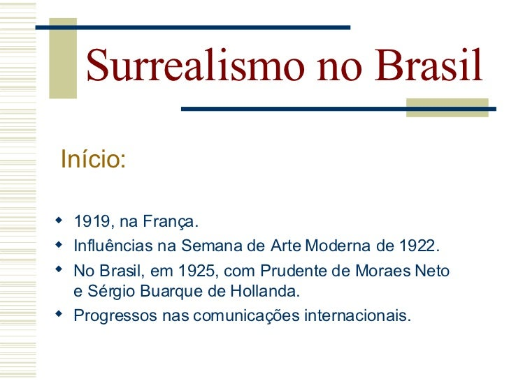 Surrealismo no Brasil