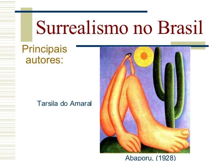 Surrealismo no Brasil Principais  autores:         Ismael Nery                     Mulher                 Sentada