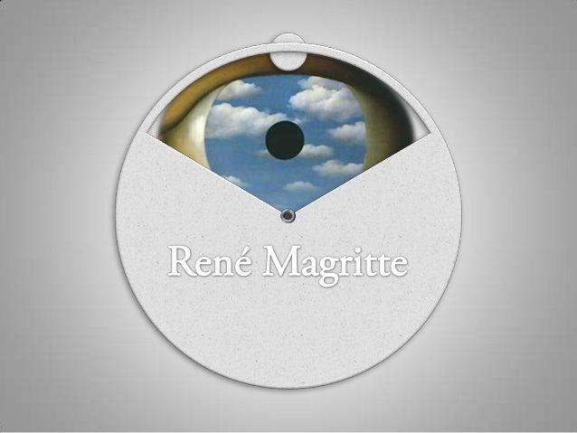 René François Ghislain Magritte foi um dos principais artistas surrealistas belgas.