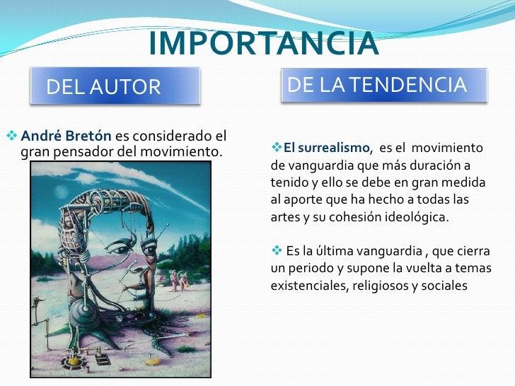 Surrealismo Y André Bretón