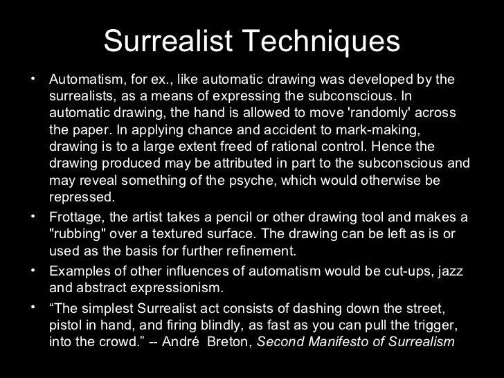 Dada vs Surrealism Essay