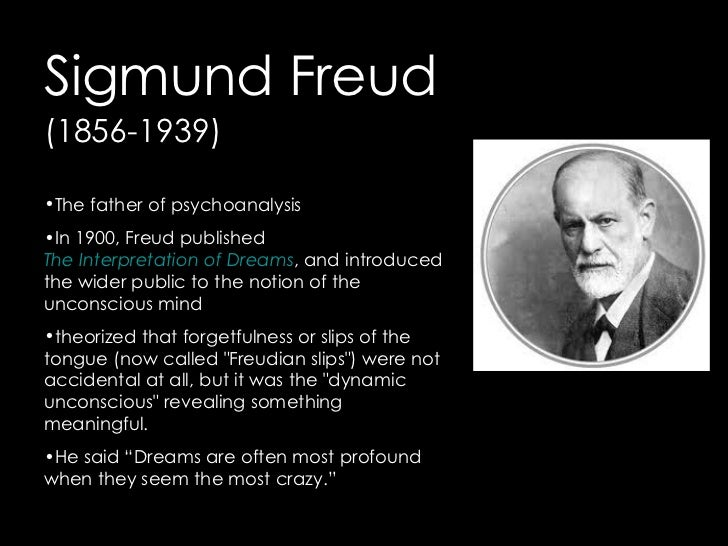 an overview of the different opinions about sigmund freud and his ideas Sigmund freud's library, collection and world-famous psychoanalytic couch are still in his final home at 20 maresfield gardens, london, but psychoanalysis is far from being a museum piece freud is routinely declared 'dead', but his legacy continues to haunt us.