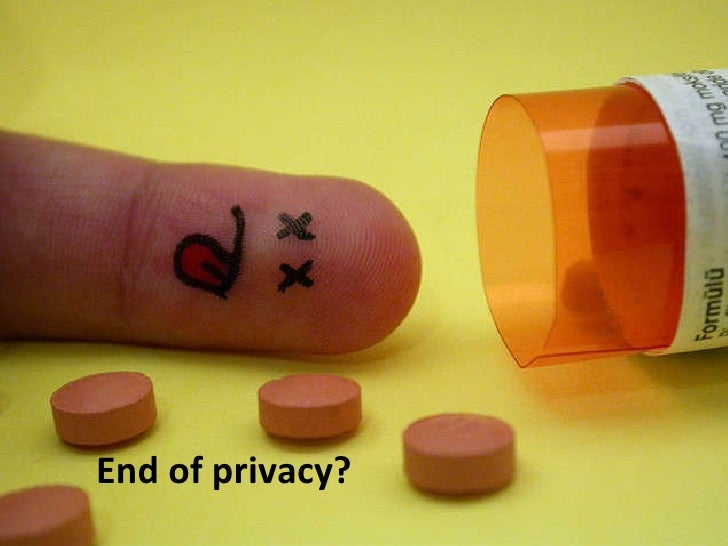 End of privacy?