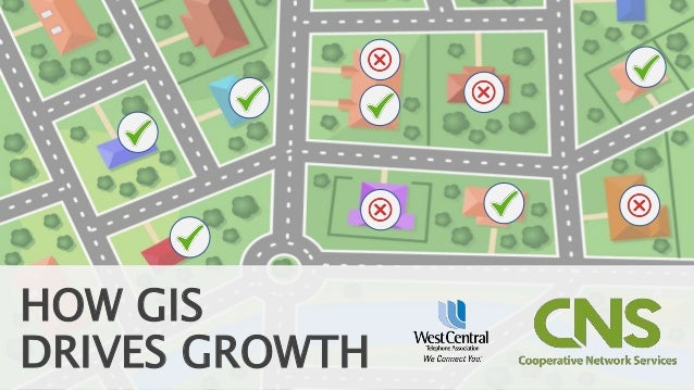 HOW GIS DRIVES GROWTH