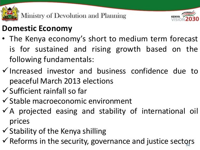 Highlights of the Economic Survey 2013-14