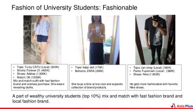 Fashion of University Students: Fashionable • Tops: Tu by CATU (Local) (300K) • Shorts: Forever 21 (400K) • Shoes: Adidas ...