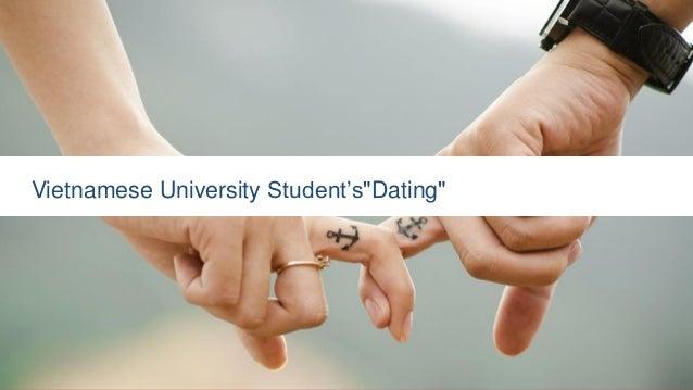 "Vietnamese University Student's""Dating"""