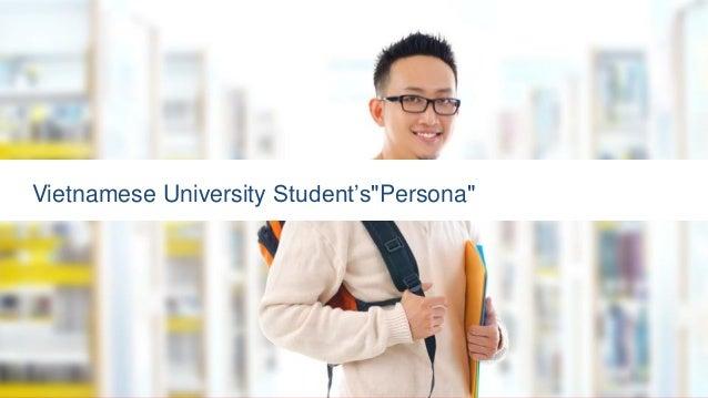 "Vietnamese University Student's""Persona"""