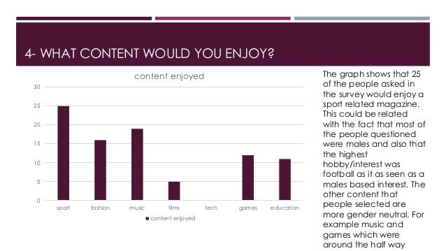 survey analysis powerpoint