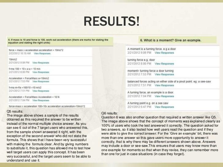 survey conclusion process