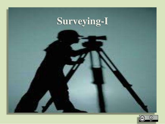 Surveying-I