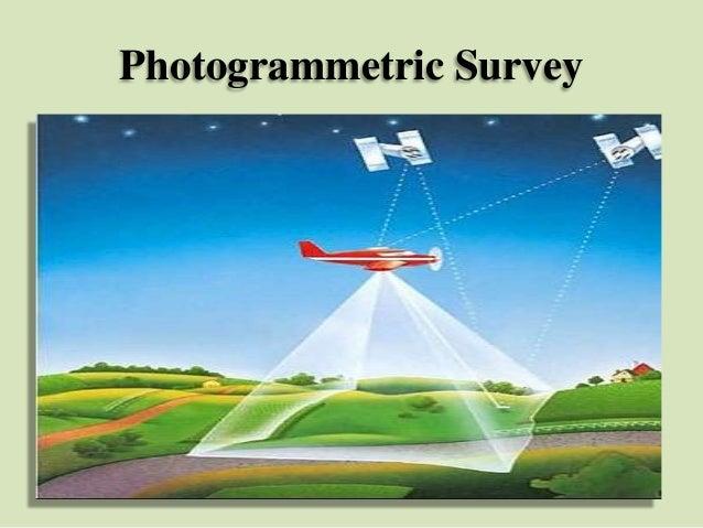 62 Photogrammetric Survey 63