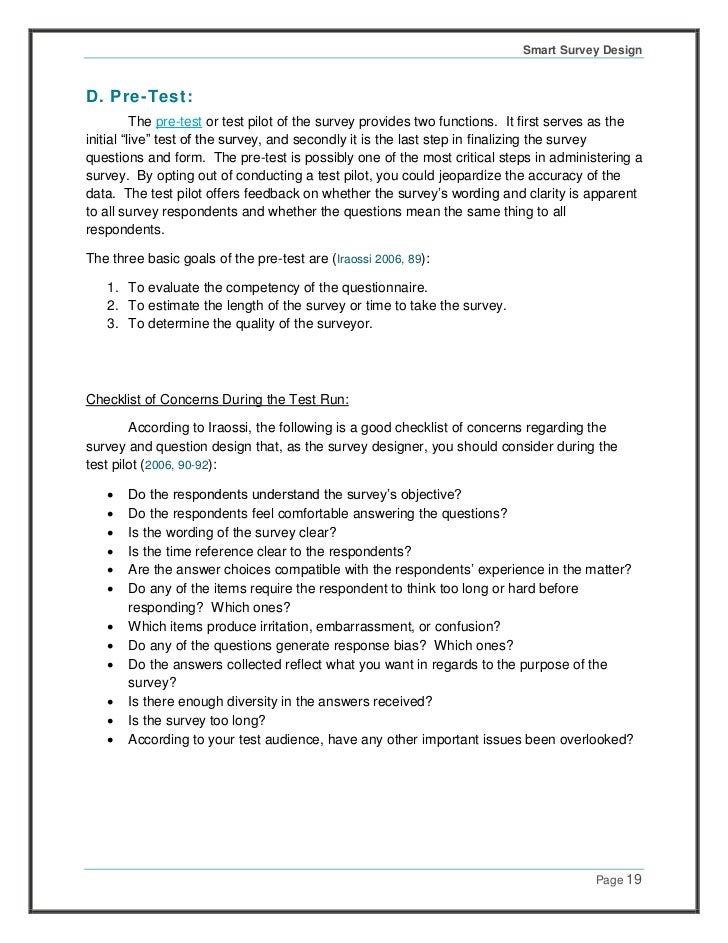 sample questionnaire template microsoft word