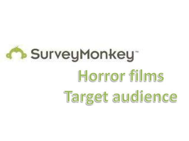 Question 1 This question was to get an understanding of what ages horror films mostly appeal to and what that age group li...