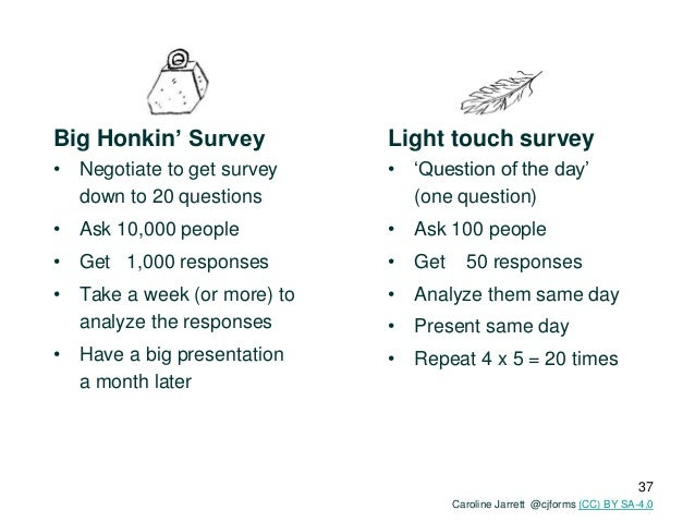 how to get better results from a survey meet the survey octopus