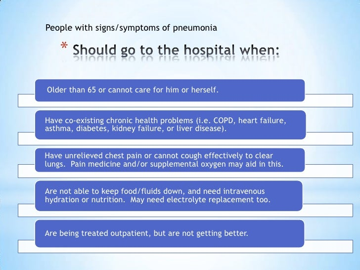 Walking Pneumonia Symptoms Mayo