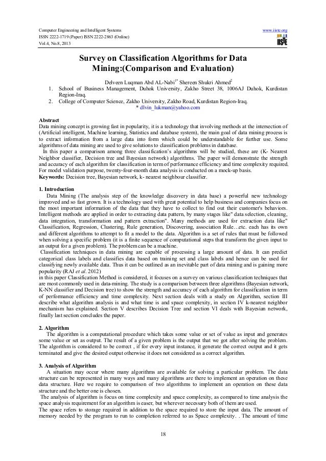 Computer Engineering and Intelligent Systems www.iiste.org ISSN 2222-1719 (Paper) ISSN 2222-2863 (Online) Vol.4, No.8, 201...