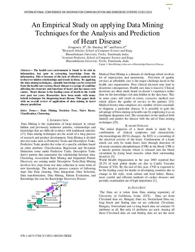 Data mining techniques essay