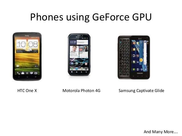 Survey on Mobile Processors