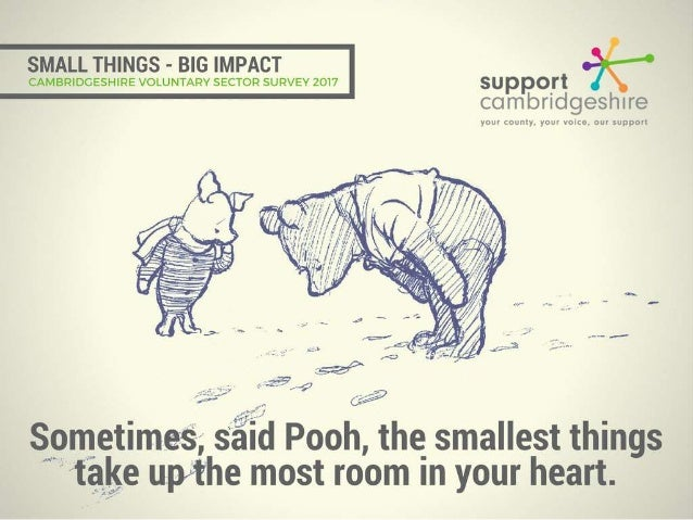 Small Things - Big Impact