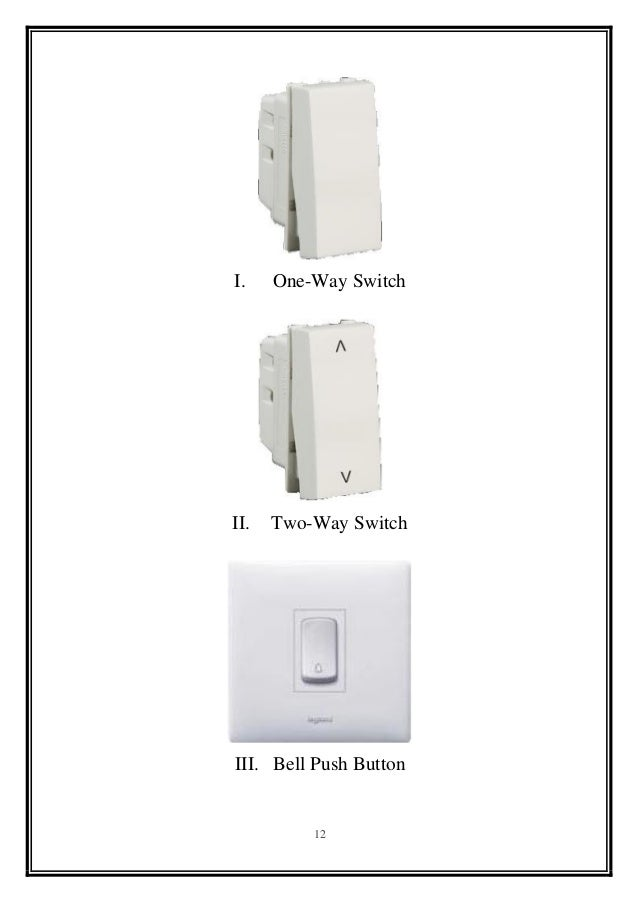 Two Way Switch Anchor - Wiring Diagrams •
