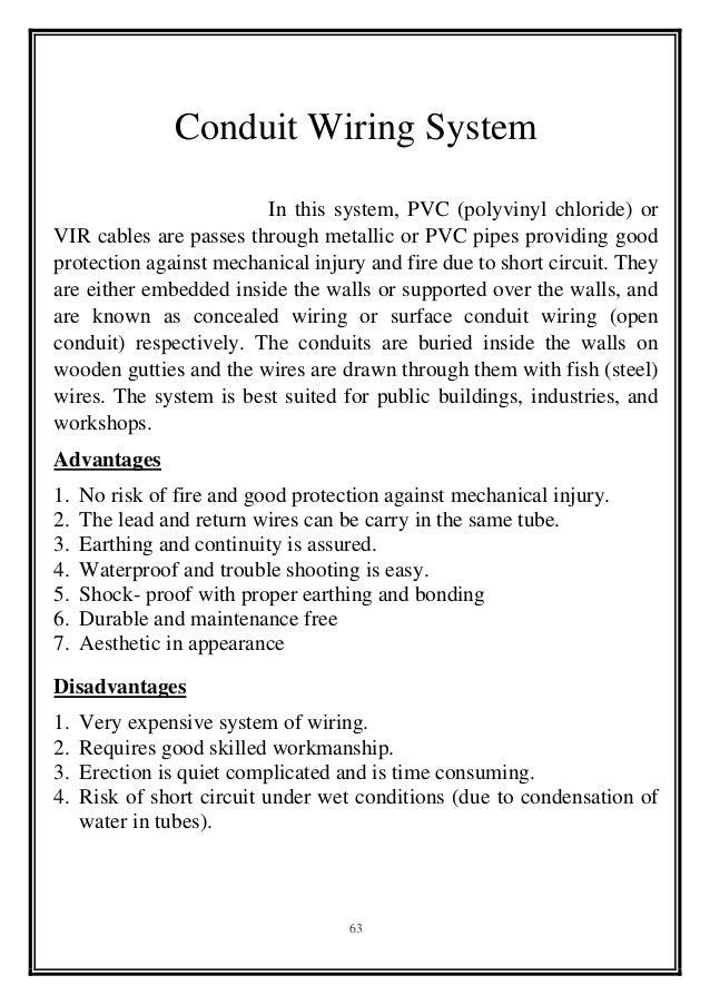 survey report on house wiring rh slideshare net Wiring Trunking System Wiring Trunking System