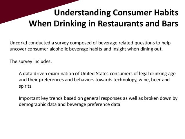 restaurants survey questions