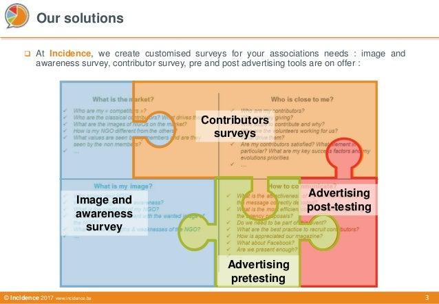 Survey solutions for ngo Slide 3